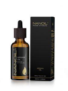 Nanoil Arganöl zur Haut- und Haarpflege